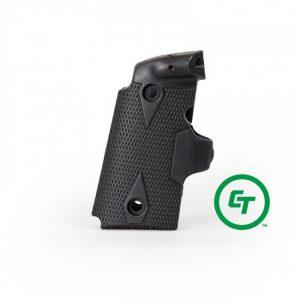 Buy Crimson Trace Laser Grips, Micro 9, Black, Green Laser