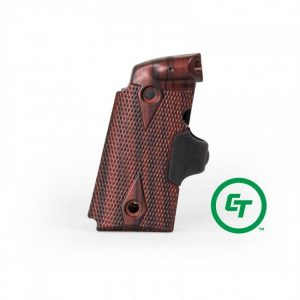 Buy Crimson Trace Laser Grips, Micro 9, Rosewood, Green Laser