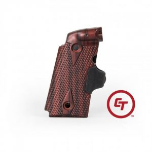 Buy Crimson Trace Laser Grips, Micro 9, Rosewood, Red Laser